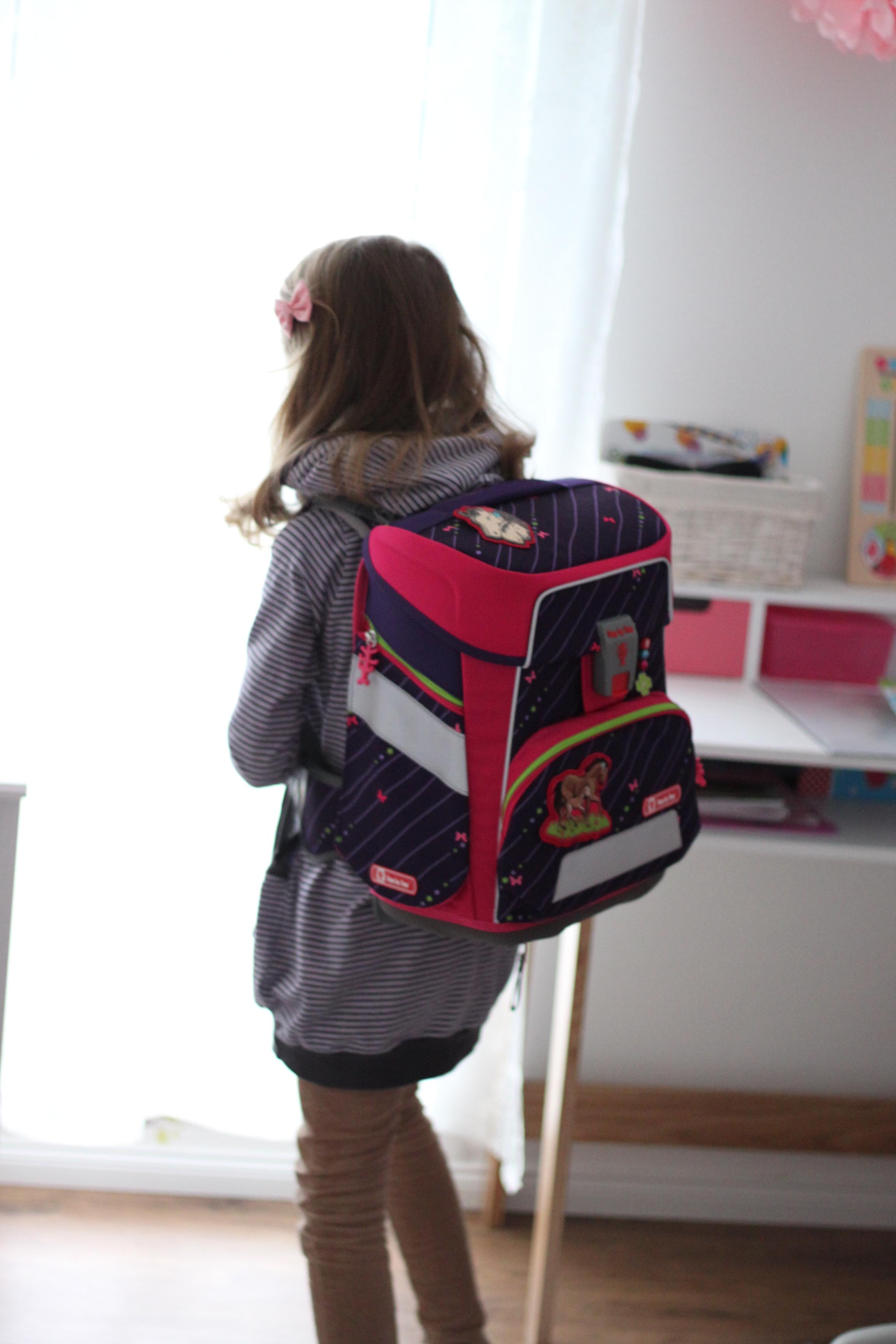 Step by Step Space Schulranzen für kleine und große Kinder!